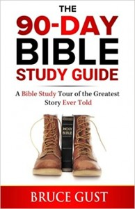90 Day Bible Study Guide cover