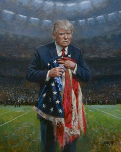 respect-the-flag-sean-hannity-painting-donald-trump-flag